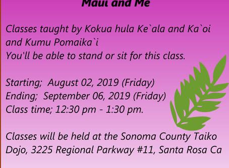 Na Hula O Maui Santa Rosa California