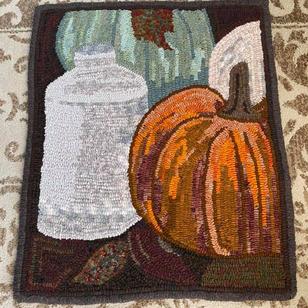 Pumpkin and Crock