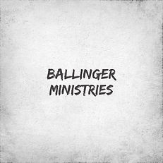 Ballinger Ministries home page. BOOK US TODAY!!
