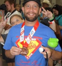 He served as manager for Team Illinois for four Donate Life Transplant Games