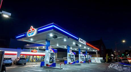 Amoco   National Gas Station Chain