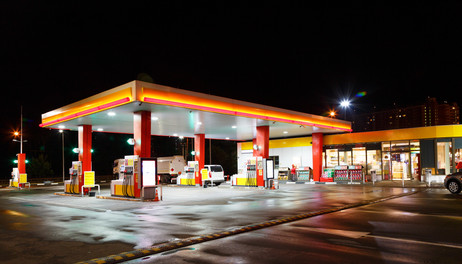 Shell   National Gas Station Chain