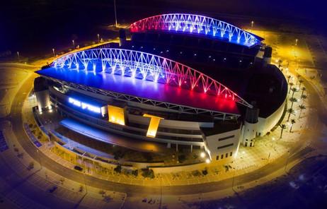 Netanya Soccer Stadium   Israel