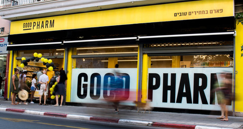 Good Pharm National Convenience Store | Israel