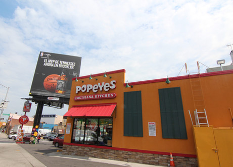Popeyes   National Food Chain