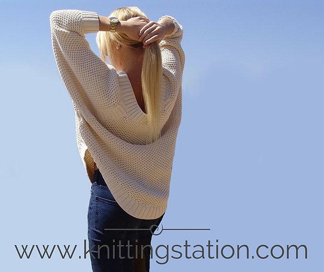 Deluxe Brioche Sweater