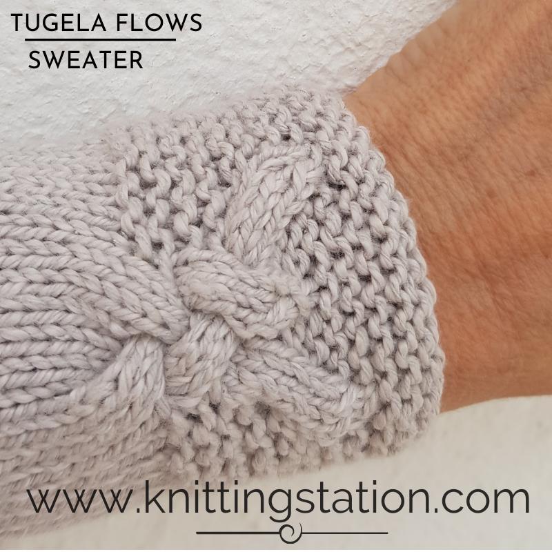 Tugela Flows Cuff