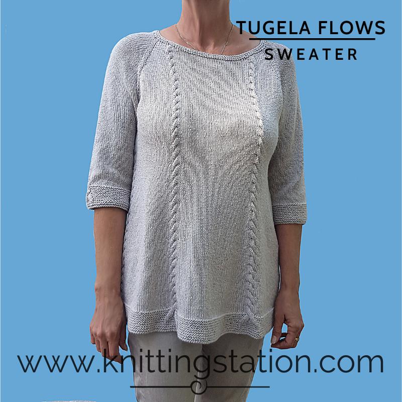 Tugela Flows Sweater Knittingstation