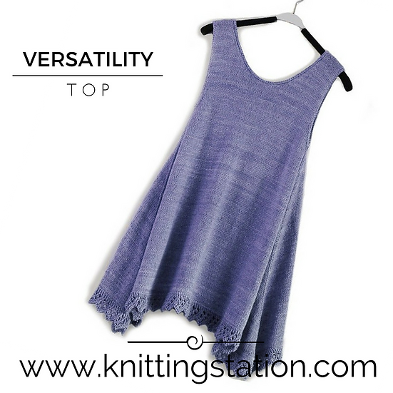 Versatility Throwover Top