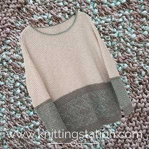 Aztec Sweater Knittingstation.com