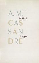 Catalogue expo Musée des Arts décoratifs, 1950