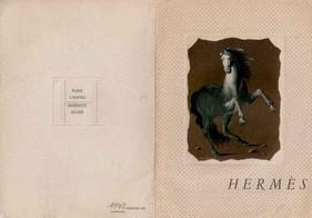 Hermès, couverture