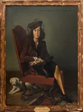 Portrait de la Vicomtesse de Noailles