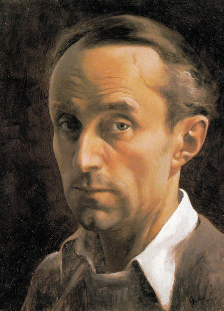 Autoportrait AM.CASSANDRE