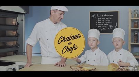 GRAINES DE CHEFS - EPISODE 18/25 - FR3
