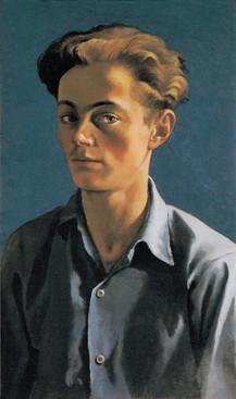 Portrait Henri Mouron