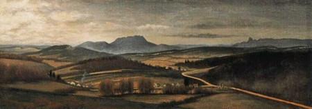Paysage du Bugey