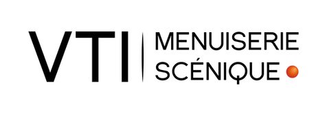 logo nom de VTI menuiserie scénique