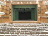 Salle de spéctacle du Théâtre de Turkménistan