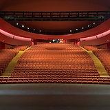 Nouvelle plancher de scène de la salle de spectacle de la Comédie de Clermont-Ferrand
