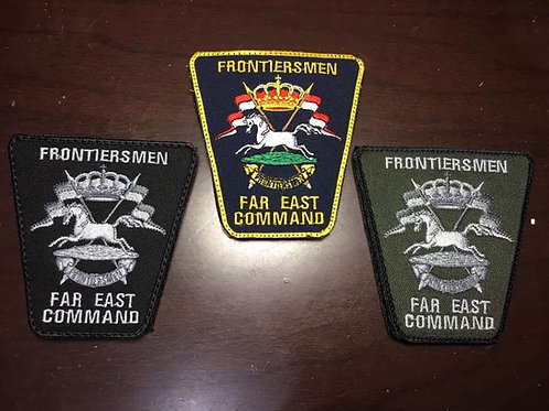 Frontiersmen Patch (BL/OD/CL)