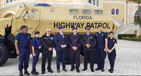 International Training Conference in Orlando, Florida (December 2019)