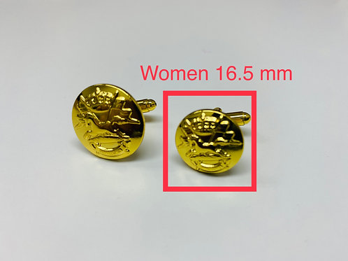 16.5 mm Frontiersmen Uniform Buttons (WOMEN)
