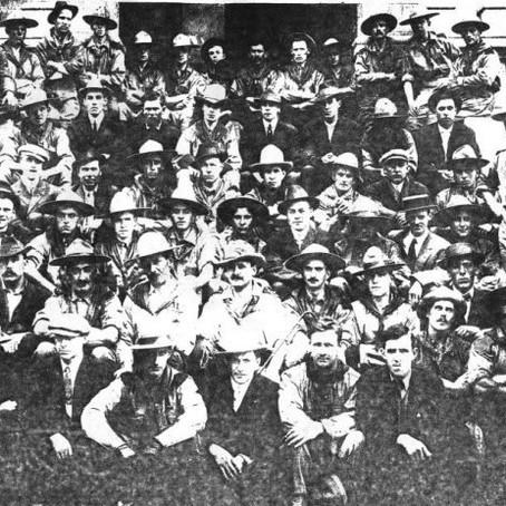 The Legion of Frontiersmen in World War I