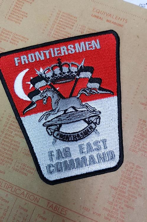 Frontiersmen Bi-centennial Patch