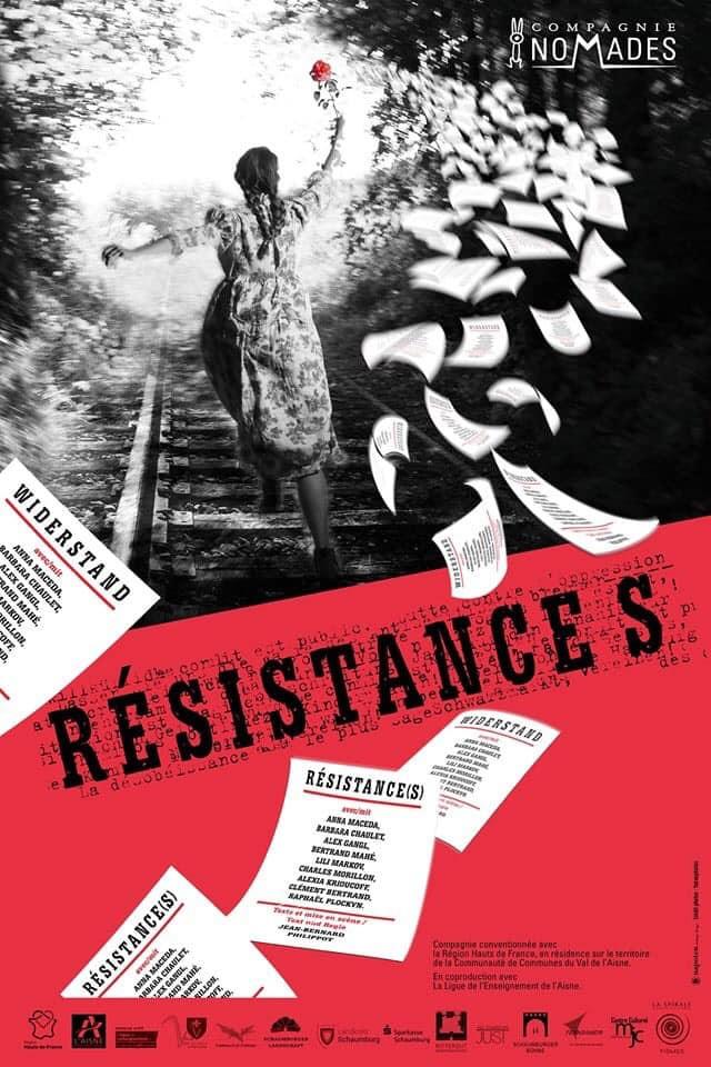 Résistance(s), Spectacle de la Compagnie Nomades