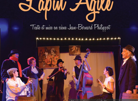 "Presse 2018 - ""Au cabaret du Lapin Agile"""