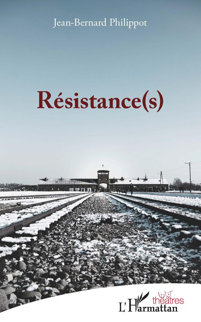 """""""Résistance(s)"""" édité chez L'Harmattan !"""
