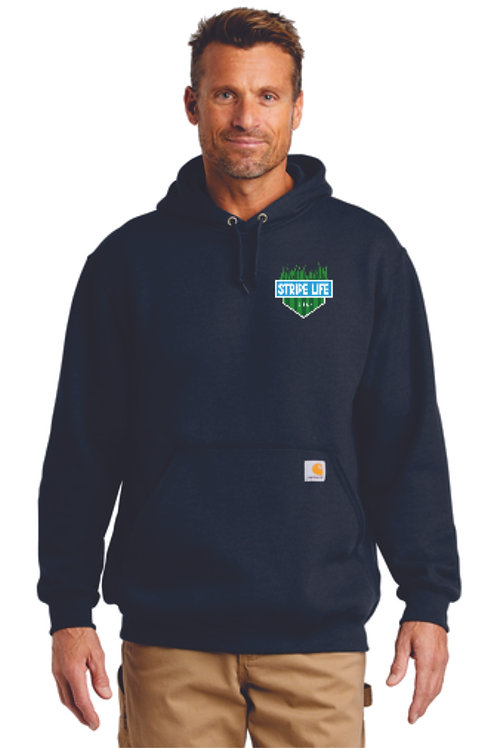 Embroidered Carhartt ® Midweight Hooded Sweatshirt
