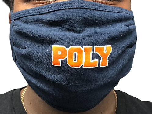 Poly Cloth Mask