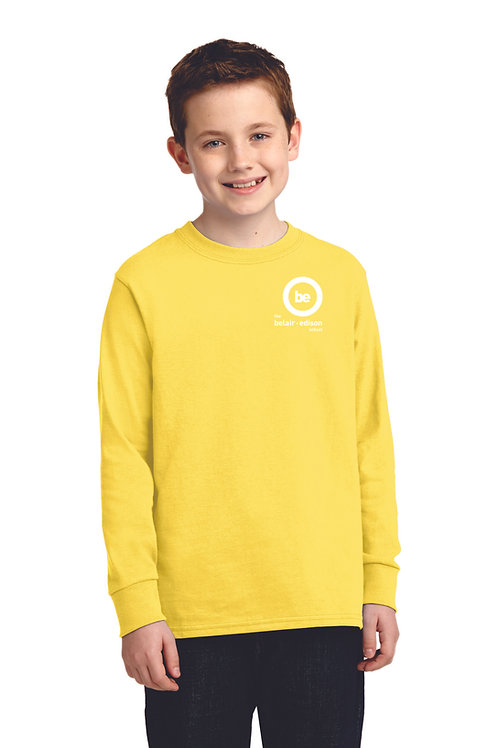Belair-Edison Pre-k-1st Grade Long Sleeve T