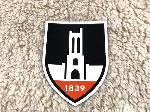 City Shield Magnet