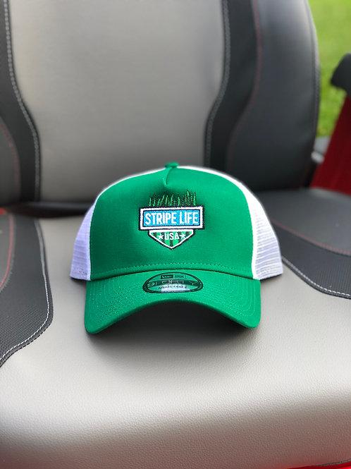 New Era® Snapback Trucker Cap NE205