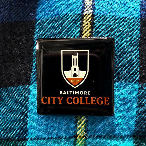 City College Pin