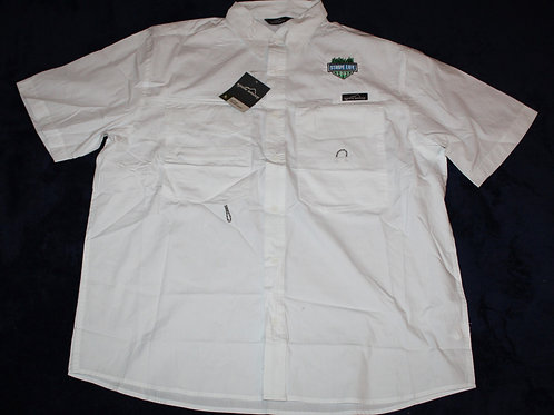 Eddie Bauer® - Short Sleeve Fishing Shirt EB608
