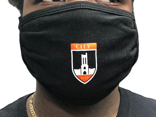 City College Cloth Mask