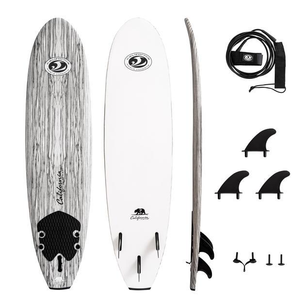7' Cal Bear Soft Surfboard