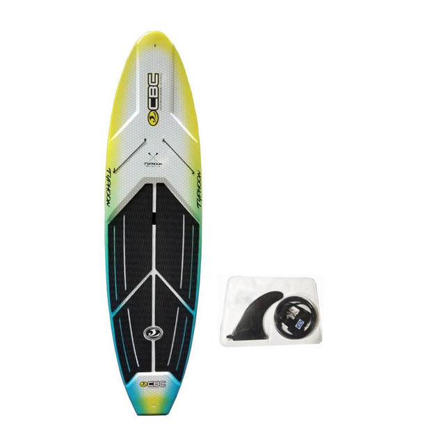 """10'6"""" Typhoon Compression Molded ABS SUP"""