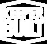 Keeper Built Logo White.tif