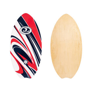 "37.5"" 39.5"" Wood Skimmer"