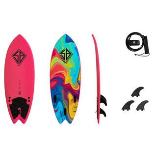 "5'2"" Fish Surfboard"
