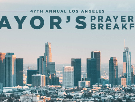 PRAYING FOR THE CITY