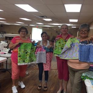 Altar Society Sewing Group 2019