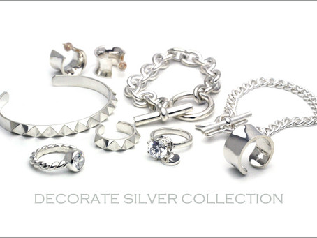 『DECORATE SILVER COLLECTION』