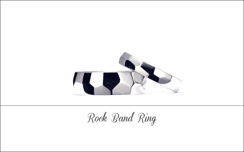 Rock Band Ring