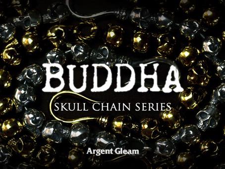 """『""""BUDDHA""""SKULL CHAIN series』"""